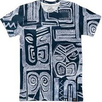 tribal Men's T-Shirts by Marianna Tankelevich | Nuvango
