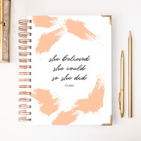 2018 Classic Planner – She believed