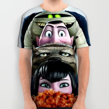 HOTEL TRANSYLVANIA 2 All Over Print Shirt by Acus