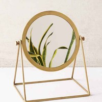 Magical Thinking Aurora Tabletop Mirror- Bronze One