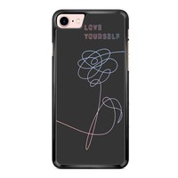 Bts Love Yourself Flower 1 iPhone 7 Plus Case