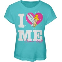 Tinkerbell - I Love Me Girls Youth T-Shirt
