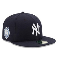 New York Yankees Derek Jeter New Era Number Retirement 59FIFTY Fitted Hat Cap