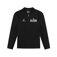Air Jordan Men's ASW 2018 All Star Weekend NBA Jacket Black