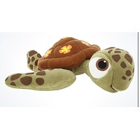 "Disney Parks Finding Nemo Squirt 9"" Plush New With Tags"