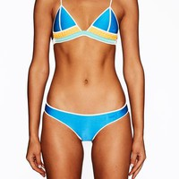 CHARMS - BLUE *IN REGULAR OR CHEEKY BUM* - TOP