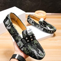 VALENTINO Fashion Casual Running Sport Shoes Sneakers Slipper Sandals High Heels Shoes