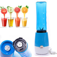 The Best Price Mini Multifunction Portable Blender Fruit Mixer Juicer Ice Machines extractor Smoothie Maker Cup Outdoor Travel