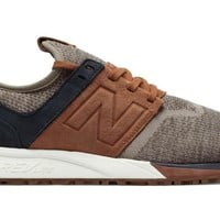 "HCXX New Balance 247 Luxe ""Brown"""