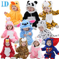 Animal Jumpsuit  Baby Girl Rompers Baby Clothing XYZ15088