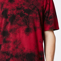 PacSun Crystal Washed Scallop T-Shirt at PacSun.com