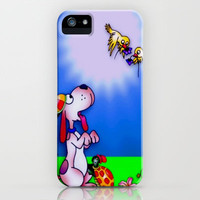 Sunny Day iPhone & iPod Case by Elena Indolfi