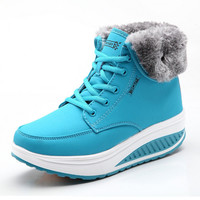 Wdzkn Plain Solid Boots For Women Mb-805