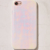 Understated Leather After Party iPhone 7 Case - Urban Outfitters