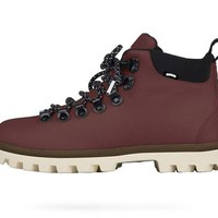 Vegan Shoes & Bags: Fitzsimmons TrekLite Ladies Boot by Native Shoes in Mauve