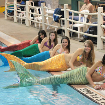 Mermaid Tails You Can Actually Swim In | Incredible Things