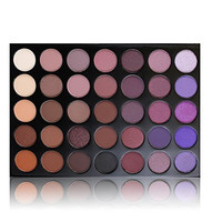 Morphe 35 Color Plum Eyeshadow Palette - 35P