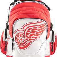 Little Earth Detroit Red Wings Premium Backpack