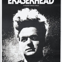 David Lynch Eraserhead Movie Poster