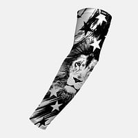 Lion Stars Black Arm Sleeve