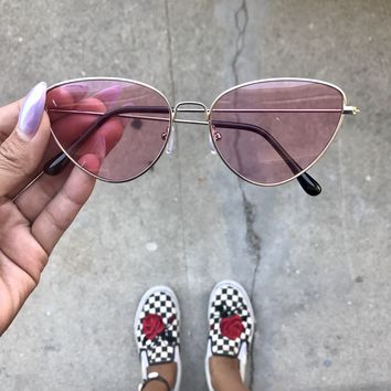 Frequency Cat Eye Vintage Sunnies