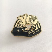 """Yes"" Pin"