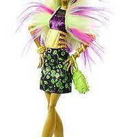 New 2014 Monster High Freaky Fusion Clawvenus Mattel Doll 6+