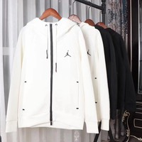 Jordan Woman Men Fashion Hooded Cardigan Jacket Coat