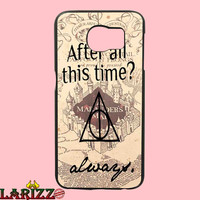 """Harry Potter map Quote for iphone 4/4s/5/5s/5c/6/6+, Samsung S3/S4/S5/S6, iPad 2/3/4/Air/Mini, iPod 4/5, Samsung Note 3/4 Case """"002"""""""