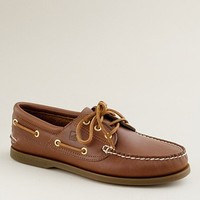 Sperry Top-Sider?- for J.Crew Authentic Original 3-eyelet boat shoes
