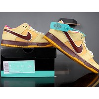 Concepts x SB Dunk Low Yellow Lobster