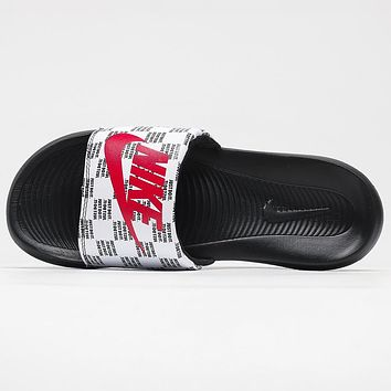 Nike Victori One Slide Print Men's and Women's Slippers Shoes