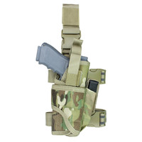 Tornado Tactical Leg Holster Color- Multicam