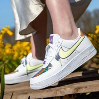 NIKE Air force 1 Low SE New fashion hook couple sports leisure shoes