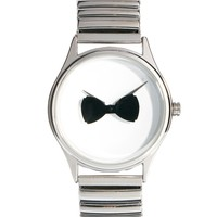 ASOS Rotating Bow Tie Watch