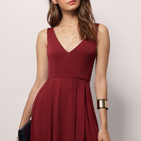 Marisella Skater Dress