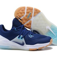 Nike Zoom Train Command Blue Shoes US 7-12