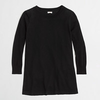 FACTORY LIGHTWEIGHT TUNIC SWEATER