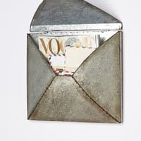 Welded Letter Holder by Anthropologie Silver One Size Office