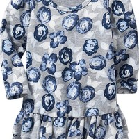 Old Navy Ruffle Trim Dresses For Baby