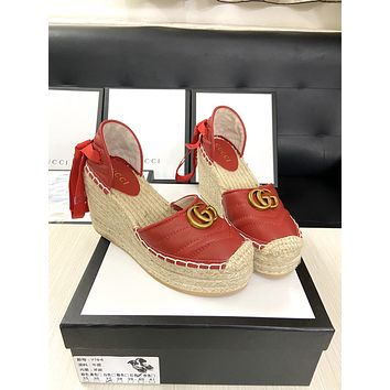Gucci2021 Women Casual Shoes Boots fashionable casual leather0601gh