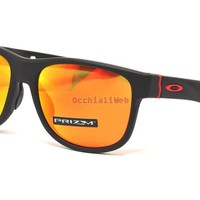 Oakley OO9359-0457 CROSSRANGE Col.04 Cal.57 New Occhiali da Sole-Sunglasses