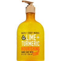LIME & TURMERICHand Soap with Avocado Butter