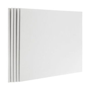 "8"" x 10"" Master's Touch White Watercolor Canvas Pa 