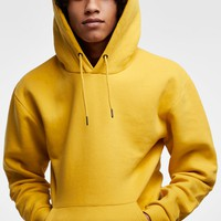 SWEATSHIRT WITH POUCH POCKET