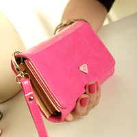 Multi-functioned Phone Lovely Stylish Korean Purse [6581058823]