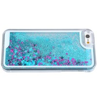 ANYA Transparent Plastic 3D Glitter Fashion Sparkling Stars Quicksand Liquid Hard Case Cover for iPhone 5 5S Star Hot Pink: Amazon.ca: Cell Phones & Accessories