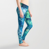 Environment Love View from Their Eyes Leggings by ANoelleJay