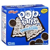Kellogg's Pop-Tarts Frosted Cookies & Crème Pastries 12 ct