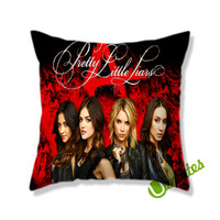 Pretty Little Liars Square Pillow Cover